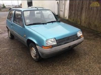 brugt Renault R5 Renault 5 1.1L