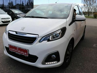 brugt Peugeot 108 1,0 e-VTi 69 Intense