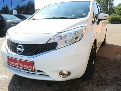 brugt Nissan Note 1,2 Visia