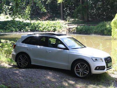 brugt Audi SQ5 3,0 biturbo TDI Quattro Tiptr. 313HK 5d Aut.