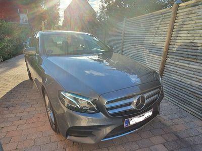 brugt Mercedes E350 3.0 258 HK AMG line