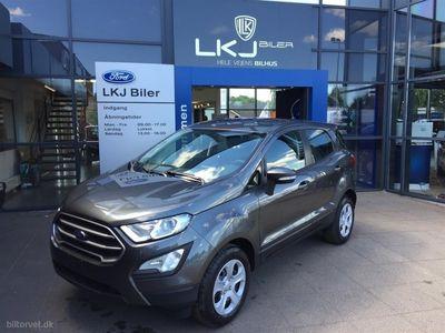 brugt Ford Ecosport 1,0 EcoBoost Trend 125HK 5d