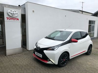 brugt Toyota Aygo 2A H/B 5D 1.0 X-pression