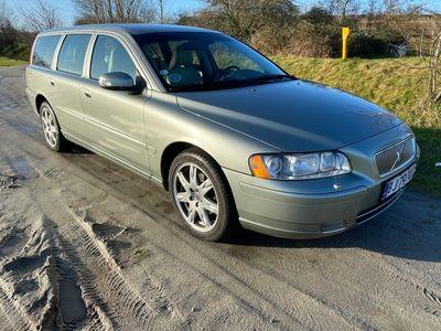 brugt Volvo V70 2,4