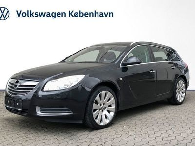 brugt Opel Insignia 2,0 T 220 Cosmo ST
