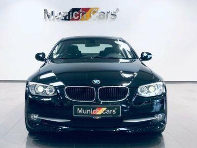 käytetty BMW 320 d 2,0 Coupé aut.