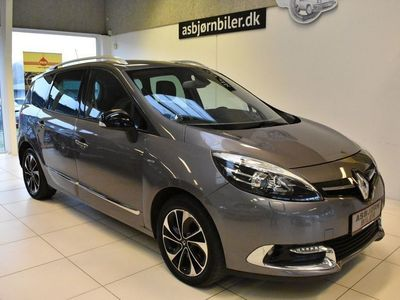 brugt Renault Grand Scénic III 2,0 dCi 150 Bose Edition aut.