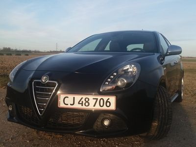brugt Alfa Romeo Giulietta 1.4 TB 120