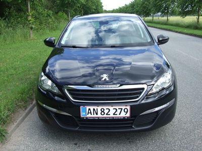 usata Peugeot 308 1,6 HDI Active 92HK 5d