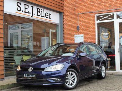 brugt VW Golf Variant 1,5 TSI BMT EVO Comfortline DSG 150HK Stc 7g Aut. A+