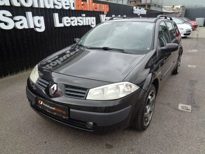 brugt Renault Mégane II 1,6 Authentique Family stc.
