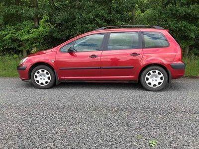 brugt Peugeot 307 2,0 2,0 HDI