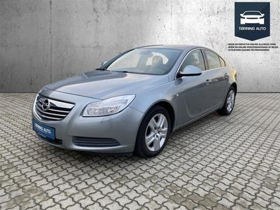 brugt Opel Insignia 1,6 Edition 180HK 6g - Personbil - Gråmetal