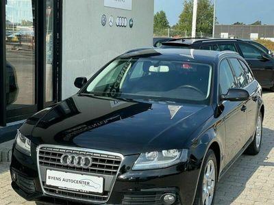 brugt Audi A4 2,0 TDi 143 Avant