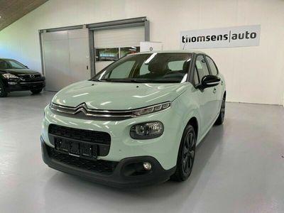brugt Citroën C3 1,6 BlueHDi 75 Extravaganza