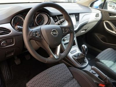 brugt Opel Astra Sports Tourer 1,0 Turbo ECOTEC Impress 105HK Stc A+