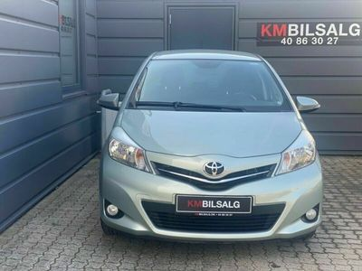 brugt Toyota Yaris 1,3 T2 MDS Touch