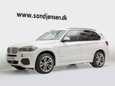 brugt BMW X5 2,0 xDrive40e iPerformance aut.