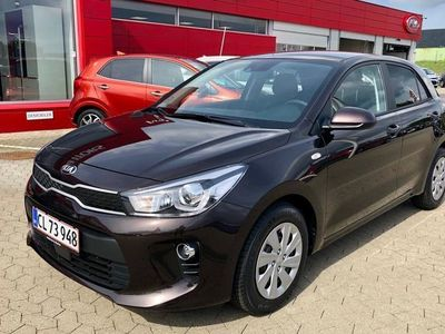 brugt Kia Rio 1,0 T-GDI Collection 100HK 5d