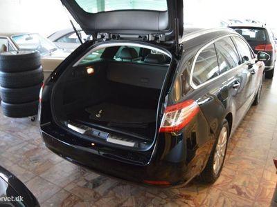 brugt Peugeot 508 2,0 HDI Allure 140HK Stc 6g