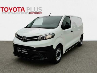brugt Toyota Proace Medium 2,0 D Comfort 120HK Van 6g B