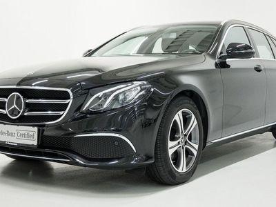 brugt Mercedes E220 Avantgarde stc. aut. 2018