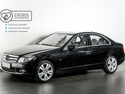 brugt Mercedes C350 3,5 Avantgarde aut.