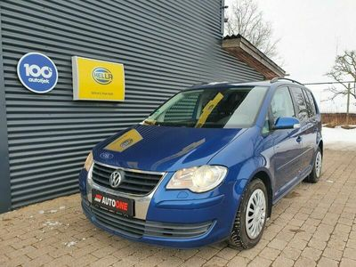brugt VW Touran 2,0 TDi 140 Trendline
