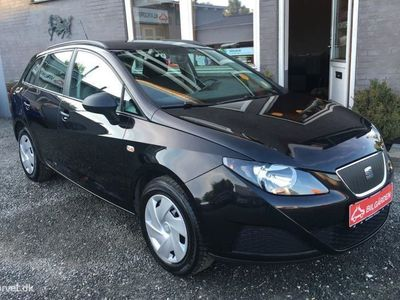 brugt Seat Ibiza 1,2 TDI Reference Eco 75HK Stc