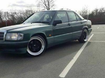 brugt Mercedes 190 1,8 aut.