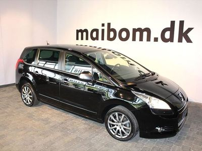 brugt Peugeot 5008 1,6 HDI Premium 110HK 6g