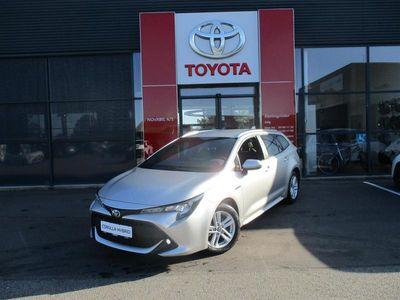 brugt Toyota Corolla Touring Sports 1,8 B/EL H3 E-CVT 122HK Stc 6g Aut. A+++