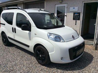 brugt Fiat Fiorino 1,3 MJT 75 Basic Van
