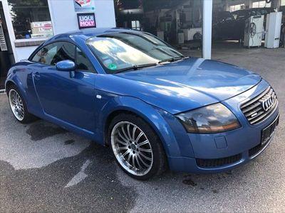 brugt Audi TT 225 HK Quattro