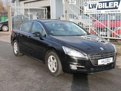 brugt Peugeot 508 1,6 e-HDi 114 Active