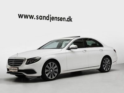 brugt Mercedes E350 3,0 Exclusive aut.
