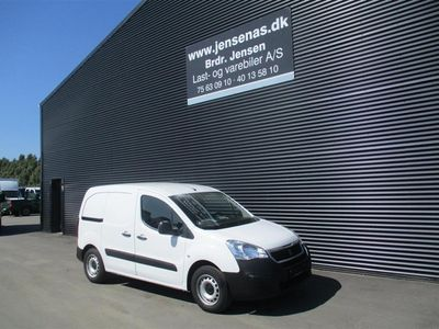 brugt Peugeot Partner L1 1,6 HDI 75HK Van 2017