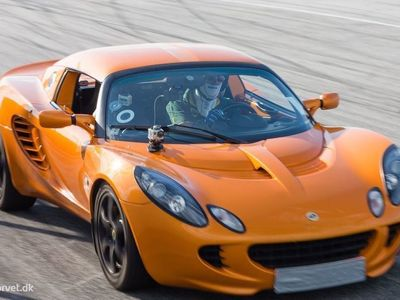 brugt Lotus Elise 1,8 120HK Cabr.