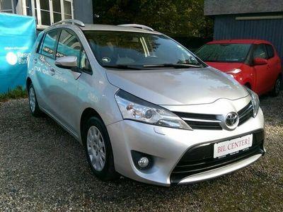 brugt Toyota Verso 1,6 D-4D T1