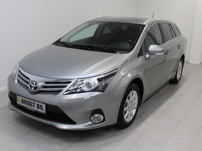 brugt Toyota Avensis 1,8 VVT-i T2 st.car Touch