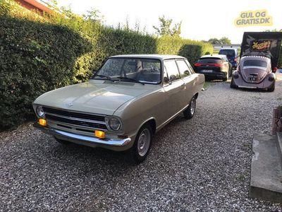brugt Opel Kadett b 1200s