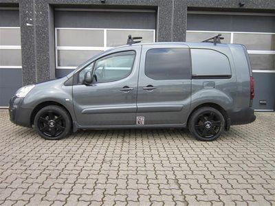 usata Peugeot Partner L2 1,6 BlueHDi ESG 100HK Van Aut.