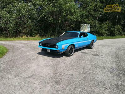 brugt Ford Mustang mach 1
