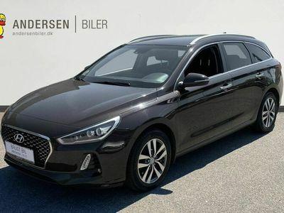 brugt Hyundai i30 Cw 1,6 CRDi Premium 110HK Stc 6g