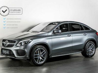 gebraucht Mercedes GLE350 d 3,0 Coupé aut. 4-M