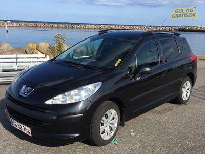 brugt Peugeot 207 1,6 HDI