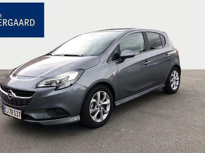 brugt Opel Corsa OPC 1,4 ECOTEC 90HK 5d