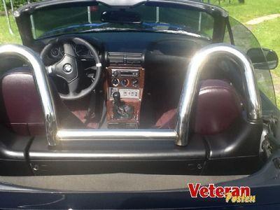 brugt BMW Z3 2,8 Cabriolet