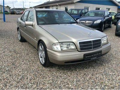brugt Mercedes C230 2,3 Komp.