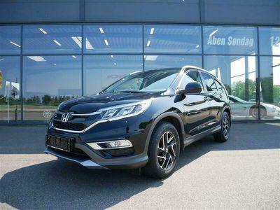 brugt Honda CR-V 2,0 i VTEC Elegance Plus 155HK 5d 6g